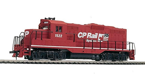 Walthers 931114 CP EMD GP9M Standard DC