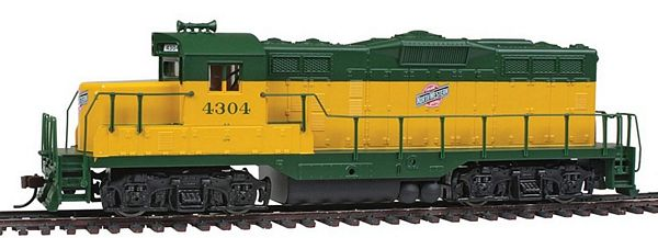 Walthers 931134 Chicago and North Western EMD GP9M Standard DC