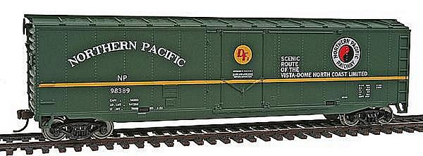 Walthers 9311679 Northern Pacific Plug Door Boxcar
