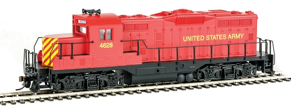 Walthers 931458 United States Army EMD GP9M Standard DC