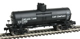 Walthers 100331 Type 21 ACF 8000 Gallon Tank Car