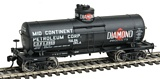 Walthers 100333 Type 21 ACF 8000 Gallon Tank Car