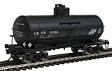 Walthers 100515 Type 21 ACF Tank Car