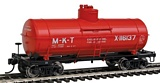 Walthers 100517 Type 21 ACF Gallon Tank Car