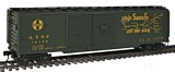 Walthers 101658 AAR Double Door Boxcar