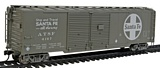 Walthers 101662 AAR Double Door Express Boxcar