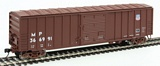 Walthers 9102108 ACF Exterior Post Boxcar