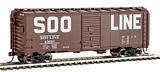 Walthers 9102708 AAR Modified 1937 Boxcar