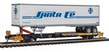 Walthers 9105013 50ft Front Runner with Trailer