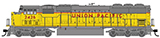 Walthers 9109712 EMD SD60M with 2 Piece Windshield Standard DC