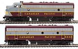 Walthers 9109904 EMD F7 A-B Set
