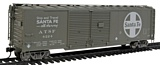 Walthers 920101663 AAR Double Door Express Boxcar
