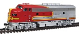 Walthers 92041277 EMD F3A Modernized 16 Class Sound and DCC