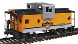 Walthers 9311529 Wide Vision Caboose