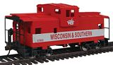 Walthers 9311532 Wide Vision Caboose