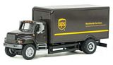 Walthers 94911294 UPS Single Axle Box Van