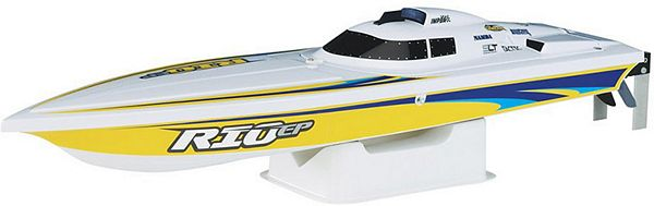 AquaCraft 1800 Rio EP Offshore Superboat RTR 24GHz