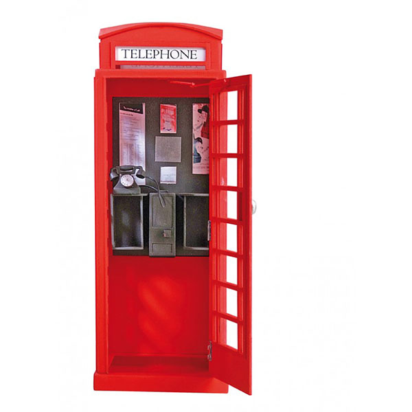 Artesania Latina 20320 London Telephone Box