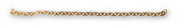 Artesania Latina 8613 Brass Chain 2mm 1meter