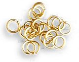 Artesania Latina 8617 Brass Rings 3mm 100
