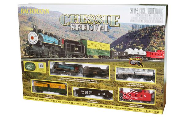 Bachmann 00750 Chessie Special HO Scale
