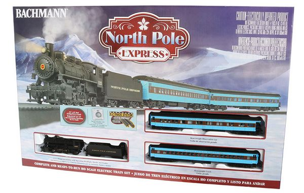 Bachmann 00751 North Pole Express HO Scale