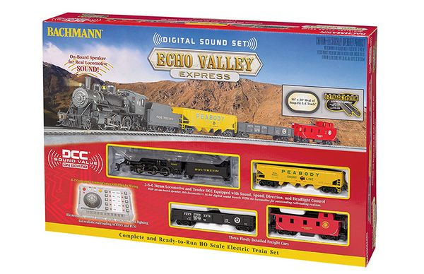 Bachmann 00825 Echo Valley Express HO