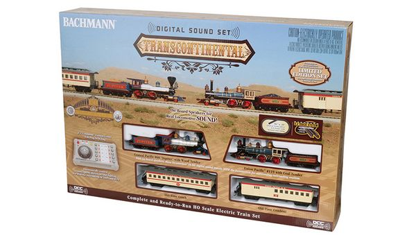 Bachmann 00827 Transcontinental With Digital Sound