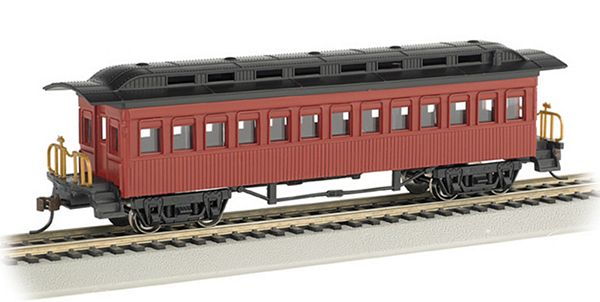 Bachmann 13402 Coach Painted Unlettered HO