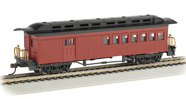 Bachmann 13502 Combine Painted Unlettered Car