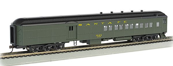 Bachmann 13603 Santa Fe 1524 With 2-Window Door 72 Combine
