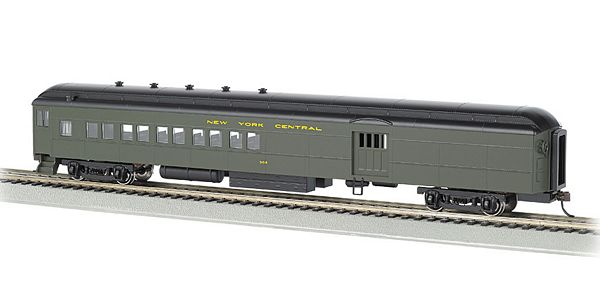 Bachmann 13604 Heavyweight Combine with 4 Window Door