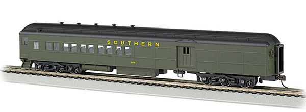 Bachmann 13606 Southern 654 72 Heavyweight Combine With 2 Window Door