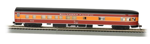 Bachmann 14307 SP Smooth Side Observation with Lights