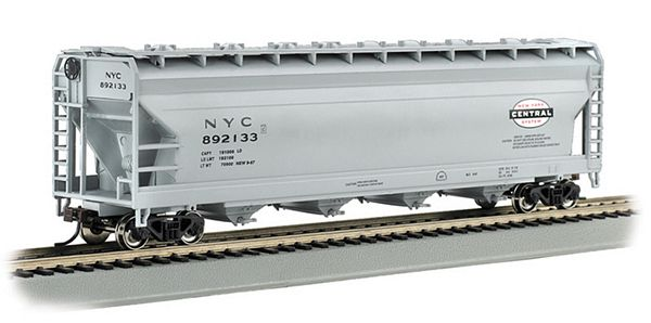 Bachmann 17523 New York Central 56 ACF Center Flow Hopper