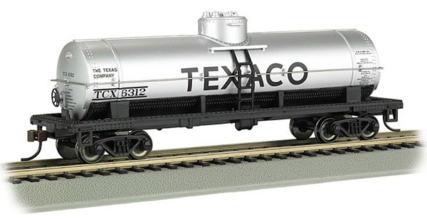 Bachmann 17828 40 Single Dome Tank Texaco HO