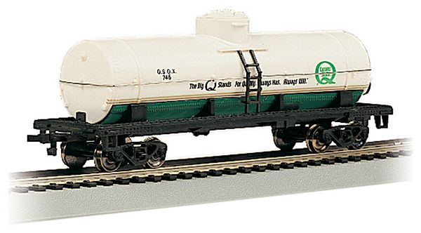 Bachmann 17837 Single Dome Tank Quaker State HO