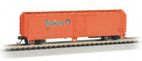 Bachmann 17956 Tropicana Orange ACF 50 Steel Reefer