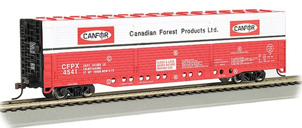 Bachmann 18141 Evans All Door Box Canadian Forest