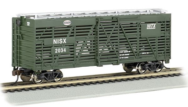 Bachmann 18520 40 Stock Car NYC HO