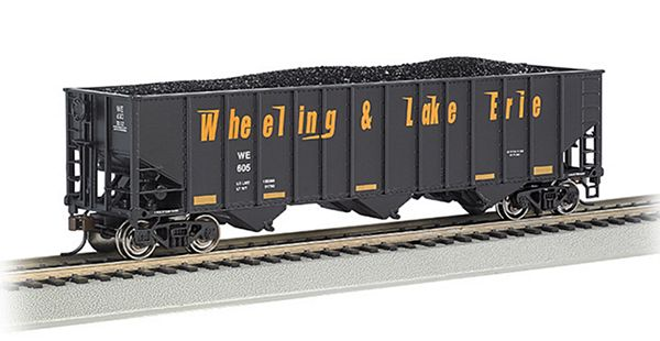 Bachmann 18731 Hopper Wheeling Lake Erie 100 Ton 3 Bay Hopper