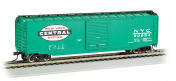 Bachmann 19402 50 Sliding Door Box New York Central HO