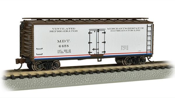 Bachmann 19853 MD 40ft Wood Reefer
