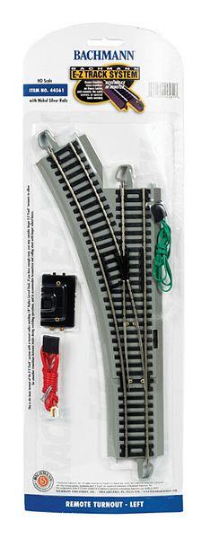 Bachmann Ba44561 Model Trains Ho Railroad Wiring Switches 44561 Remote Switch Lh Ns E Z Track