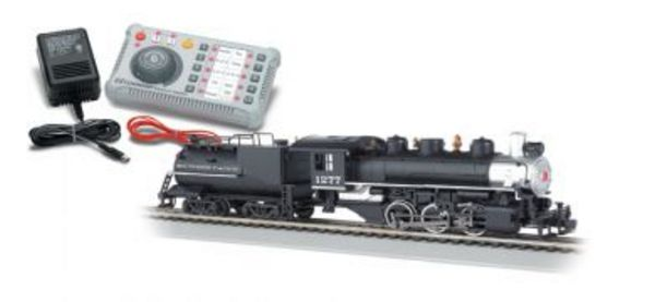 Bachmann 44930 EZ Command DCC with 0-6-0 SP HO