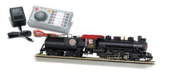 Bachmann 44931 EZ Command DCC with 0-6-0 SEA HO