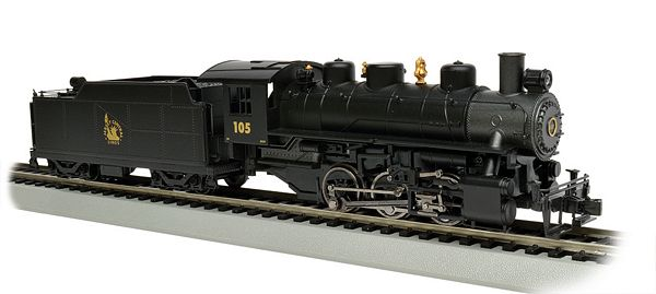 Bachmann 50404 USRA 0-6-0 Steam Locomotive