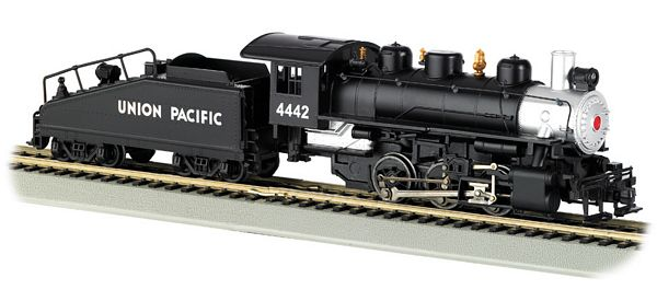 Bachmann 50603 USRA 0-6-0 with Smoke Tender Union Pacific