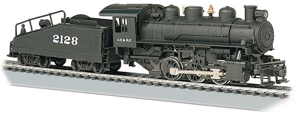 Bachmann 50604 USRA 0-6-0 with Smoke Tender S FE