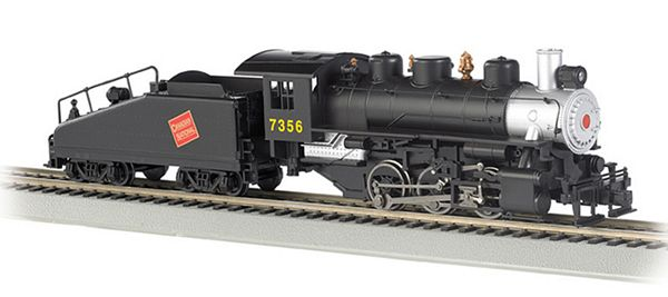 Bachmann 50606 USRA 0-6-0 with Smoke Tender Canadian National
